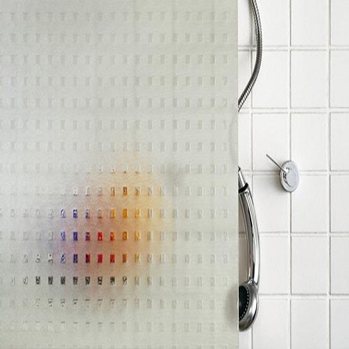 Box quadrato temperado vidro temperado de 8 mm, com preços promocionais a pronta entrega. Perfis de acabamento em alumínio várias cores.