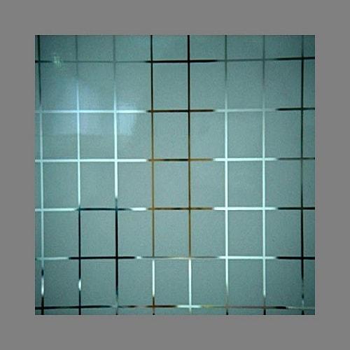 vidro jateado verde vidro temperado de 8 mm, a pronta entrega. Várias opções de cores de acabamento com qualidade total. Dubox SP, o Box Certo pra Você
