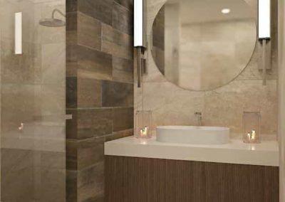 Espelho redondo modelo para banheiros e lavabos. Espelho a pronta entrega com garantia total de qualidade. Solicite um orçamento sem compromisso.