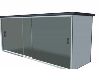 Fechamento de pia Dubox sp vidro jateado. Fechamento com vidro a pronta entrega para São Paulo e região metropolitana. Confira nossos preços.